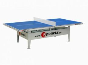 Sponeta Tafeltennistafel Active Line Outdoor 6-67 e blauw