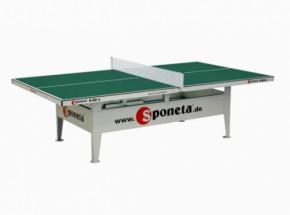 Sponeta Tafeltennistafel Active Line Outdoor 6-66 e groen