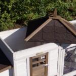 afneembaar dak met dakleer