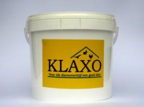 KLAXO! Preventie tegen bloedluizen. Bloedluizen ademen door hun huid, Klaxo Witkalk werkt verstikkend voor bloedluis