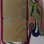 Schommelhaak Draaioog met universele ophanging tot Ø23cm