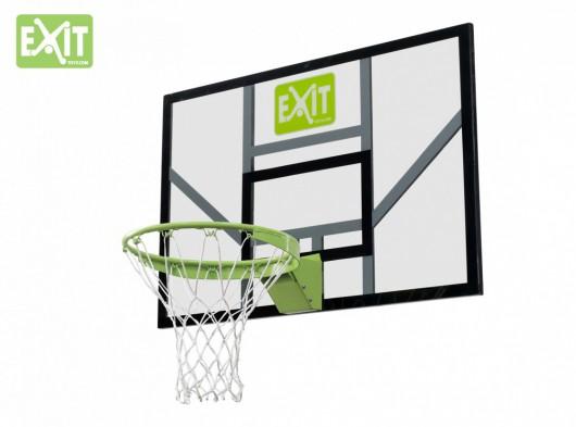 Basket EXIT Galaxy Board met dunkring en net