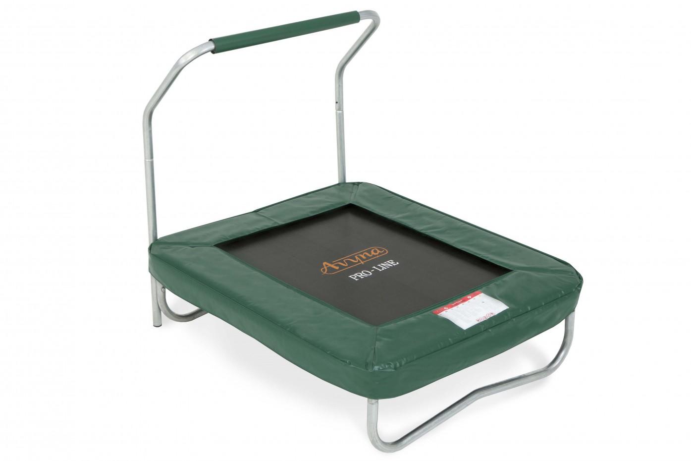 avyna pro line 207 kinder trampoline 1 20m groen. Black Bedroom Furniture Sets. Home Design Ideas