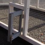 Groot konijnenhok Royalty met klein, praktisch deurtje
