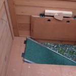 verdieping konijnenhok maurice