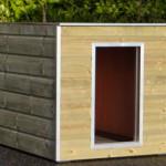 Geisoleerd Nachthok Cube 125x95cm