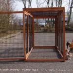 Buitenren Functional voor konijnen, kippen of katten.