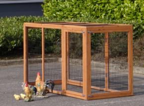 Dierenren Functional: geschikt als konijnenren, kippenren en kattenren.