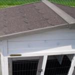 dakleer dak konijnenhok