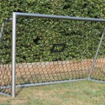 EXIT Scala Aluminium voetbaldoel 220x120