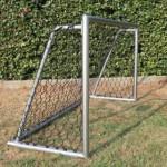 EXIT Scala Aluminium voetbalgoal 220x120