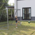 EXIT Scala Aluminium voetbaldoel 500x200