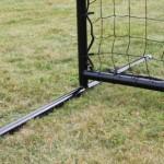verankering backstop net Exit
