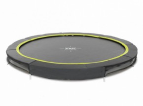 Trampoline EXIT Silhouette Ground 244cm 8ft