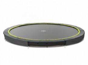 Trampoline EXIT Silhouette Ground 366cm 12ft