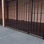 Vloer voor FORZ 2x6 met houtkader en nachthok Easy
