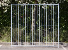Kennelpaneel 200x184cm zonder deur, kennelpaneel voor hondenkennel