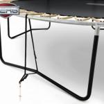 BERG verankerset voor trampoline