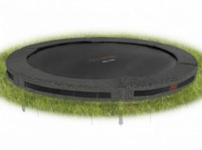 Pro-Line 14 trampoline 4,30m InGround camouflage