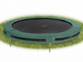 Pro-Line 12 trampoline 3,65m InGround Groen