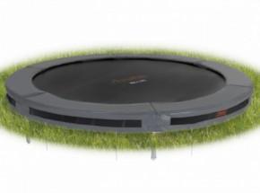 Pro-Line 12 trampoline 3,65m InGround Grijs