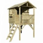 Speelhuisje hout Prestige Garden Funny XL - met trap