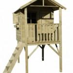 Speelhuisje hout Prestige Garden Funny XL - groot houten speelhuis