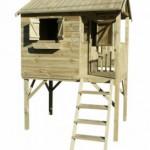 Speelhuisje hout Prestige Garden Funny XL - geimpregneerd hout