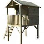 Speelhuisje hout Prestige Garden Funny XL - Leuk kinderspeelhuisje