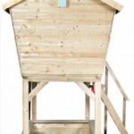 Speelhuis Birdy Luxe - groot, houten speelhuis op poten