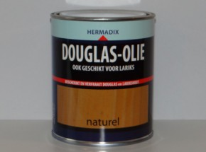 Douglas-olie Naturel Hermadix 750ml
