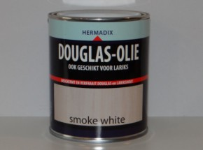 Douglas-olie Smoke white Hermadix 750ml