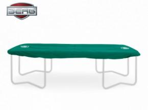 BERG Trampoline Afdekhoes Extra Grand Groen 350x250cm