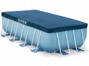 Zwembad afdekzeil Intex Rectangular Frame 400x200