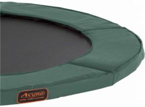 Avyna Pro-Line trampoline rand voor rechthoek trampoline Groen