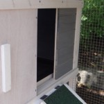 Opening nachthok konijnenhok Budget