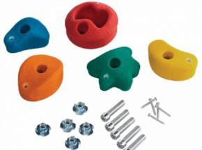 Klimstenen medium voor speeltoestel kleurvol