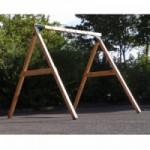 Schommel Dubbel Succes Douglas Hoog 270x270x238cm