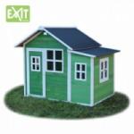 Speelhuis Exit loft 150 groen