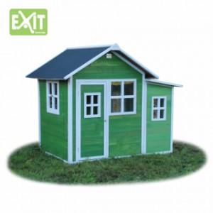 Speelhuis Exit loft 150 green