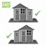 Speelhuisje Exit loft 150