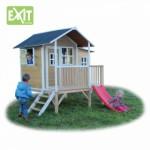 Speelhuisje Exit loft 350 naturel