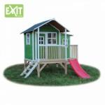 Speelhuisje Exit loft 350 green