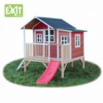 Speelhuisje  EXIT Loft 350 red