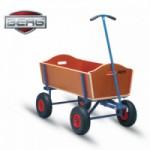 BERG Bolderwagen Large, de ideale bolderwagen voor een dagje uit!