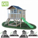 Speelhuisje EXIT Loft 550 naturel