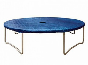 Trampoline Beschermhoes blauw 183cm