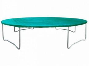 Trampoline Beschermhoes groen 365cm