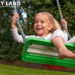 Schommelzitje Hy-Land Classic Swing Set schommel