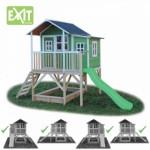 Speelhuis EXIT Loft 550 green